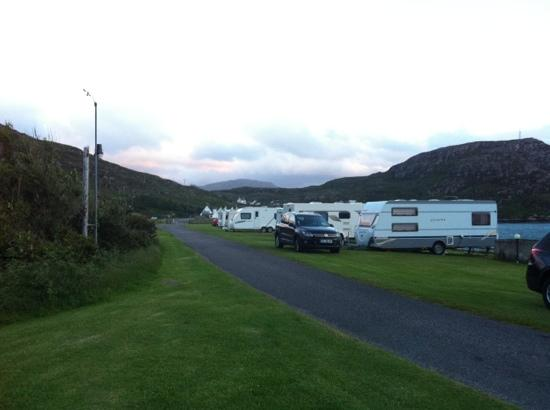 Ardmair Point Campsite