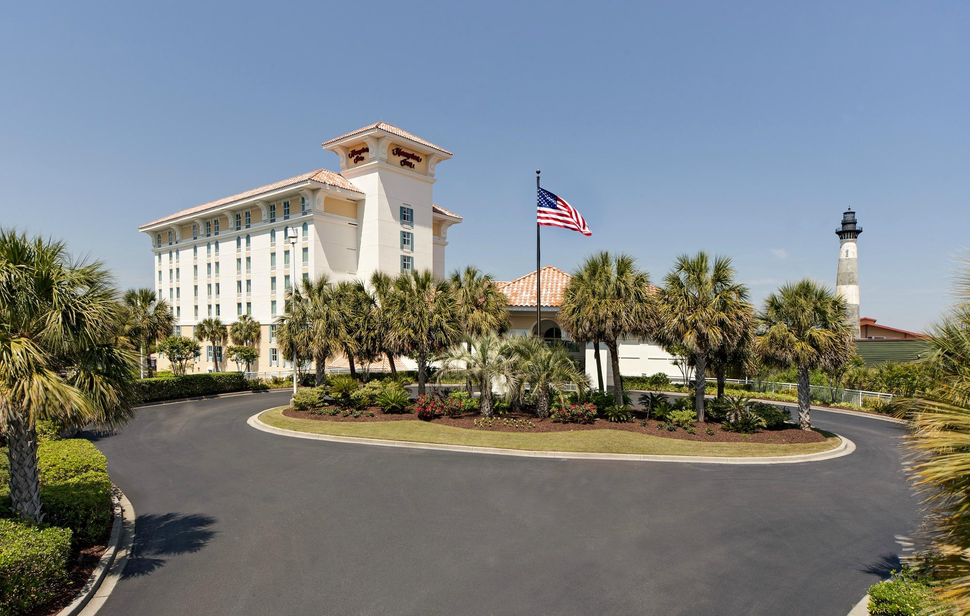 Hampton Inn Myrtle Beach-Broadway @ The Beach