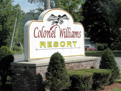 Colonel Williams Lake George Motel and Resort