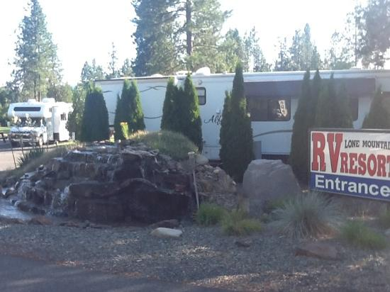 Lone Mountain RV Resort
