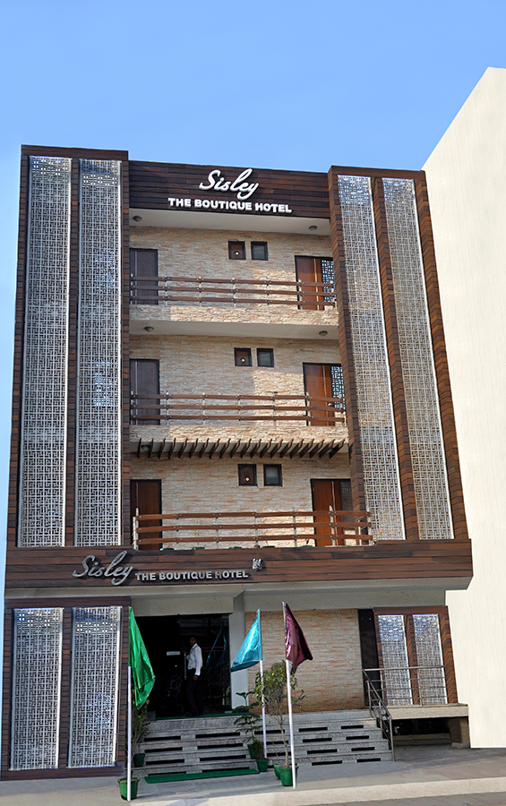 Hotel Sisley The Boutique