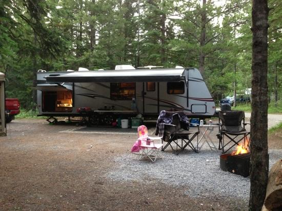 Mount Kidd RV Park