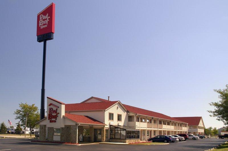 Red Roof Inn Greenwood