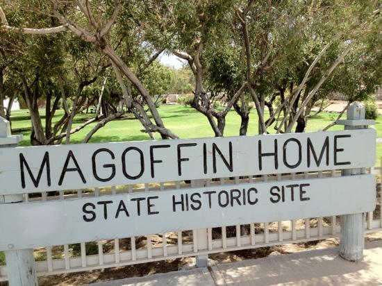 Magoffin Home State Historic Site