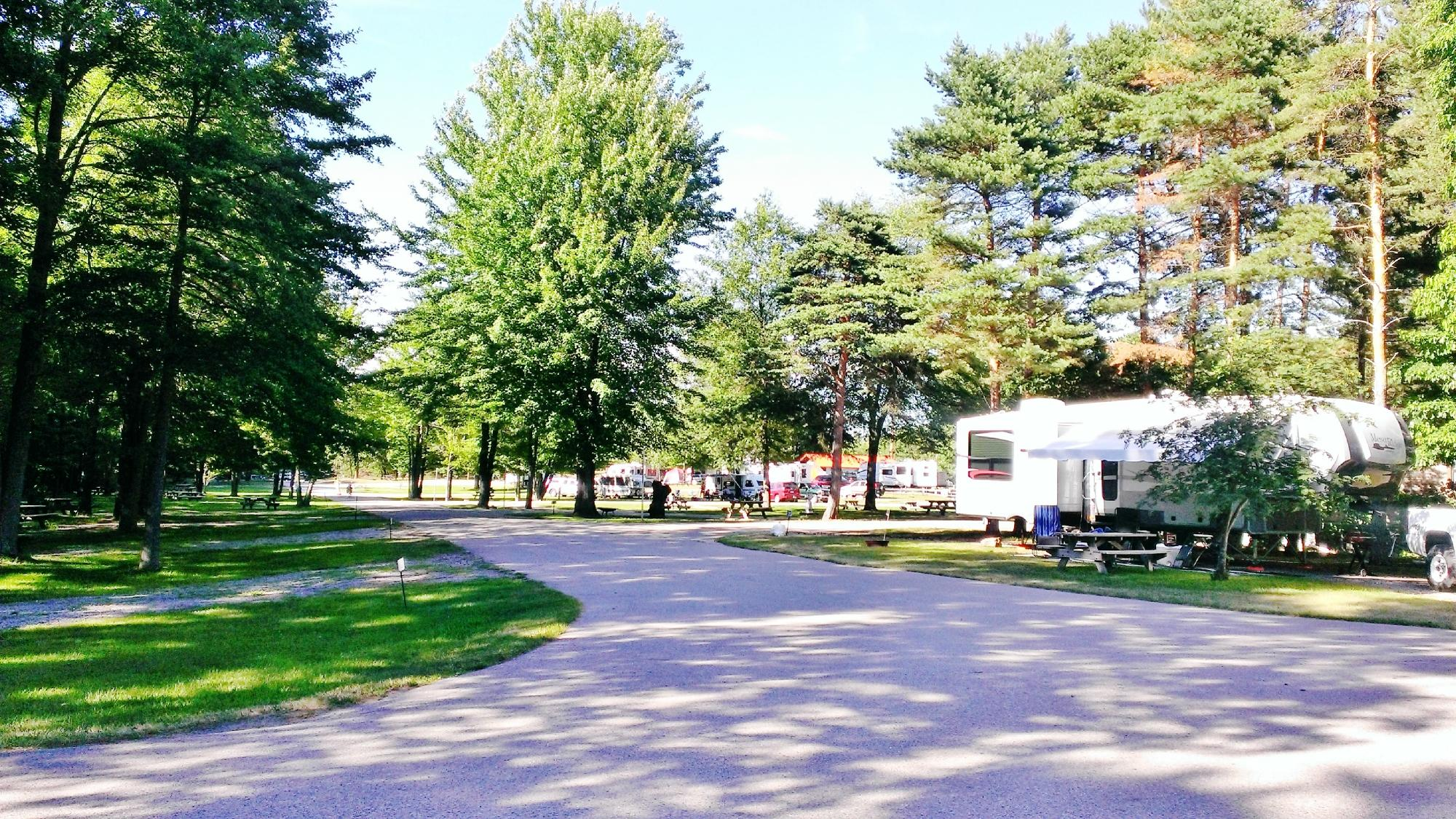 Grand Haven Campground
