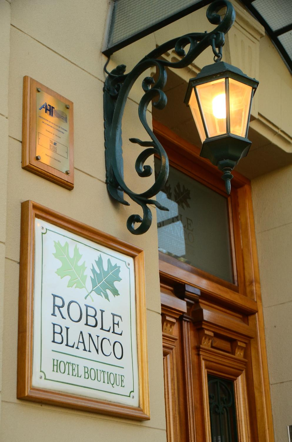 Hotel Boutique Roble Blanco