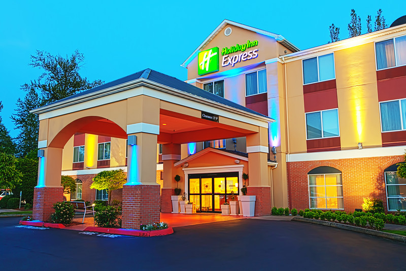 ‪Holiday Inn Express Bothell-Canyon Park (I-405)‬