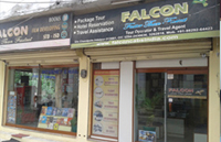 Falcon Faster Than Fastest - Day Tours