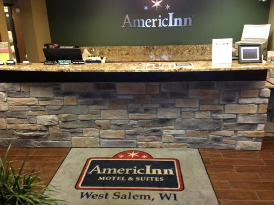 AmericInn Hotel & Suites West Salem