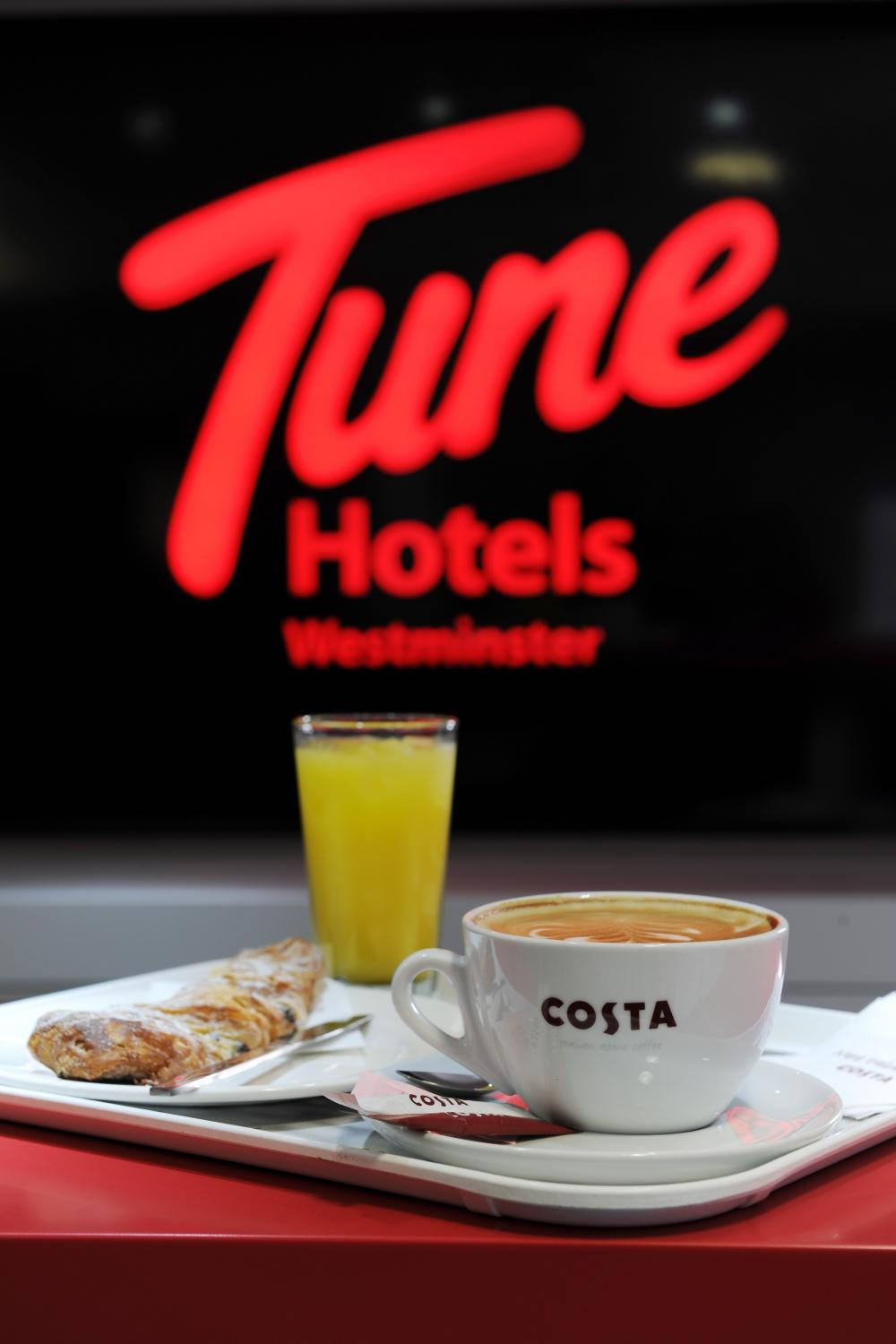 Tune Hotel - Westminster