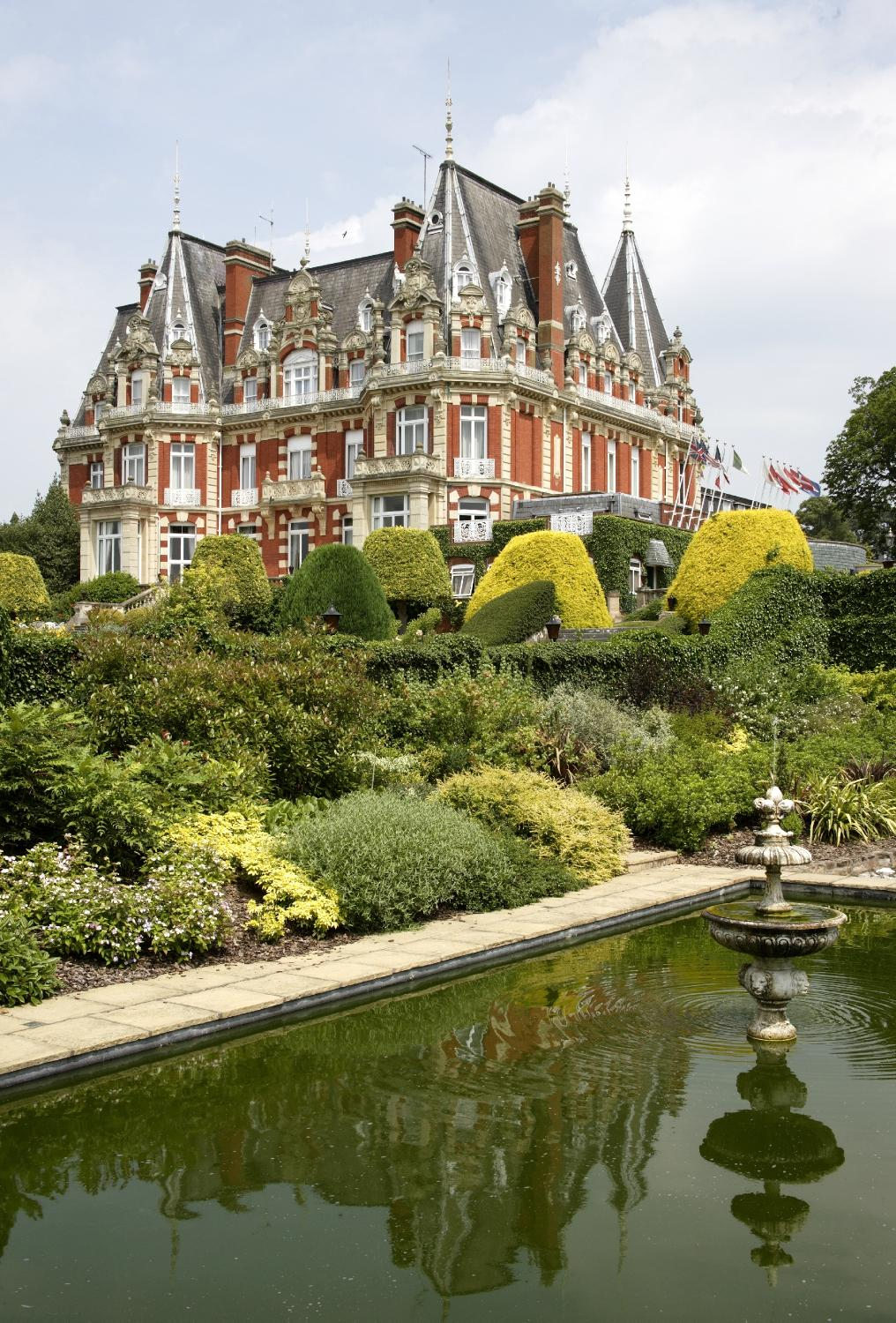 Chateau Impney Hotel & Exhibition Centre