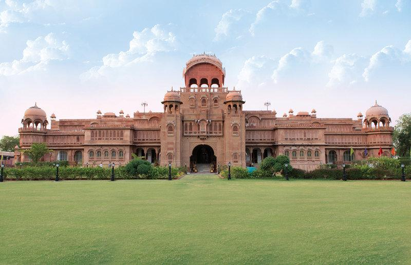 The Laxmi Niwas Palace