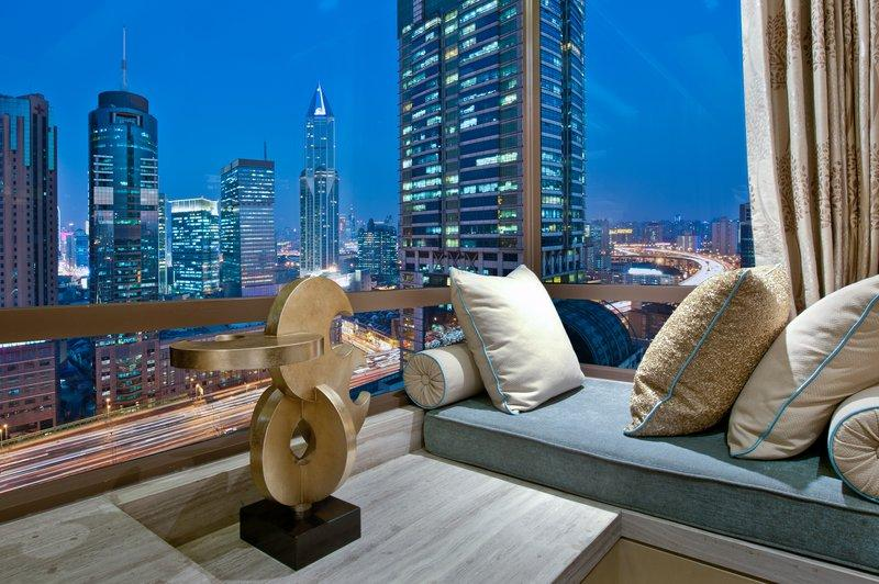THE ONE Executive Suites managed by Kempinski-Shanghai