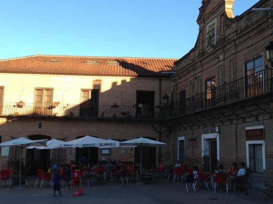 Posada Plaza Mayor de Alaejos