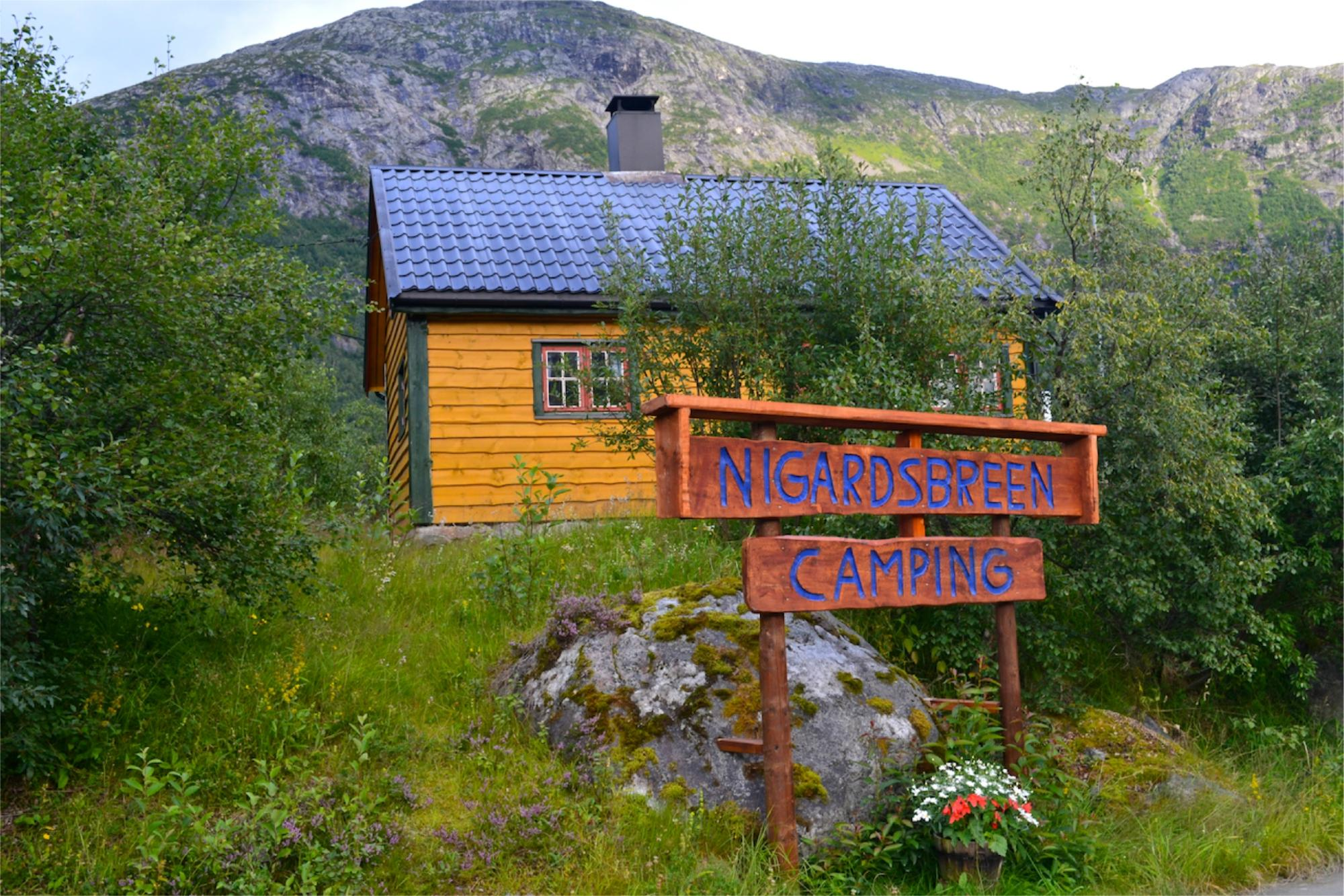 Nigardsbreen Camping