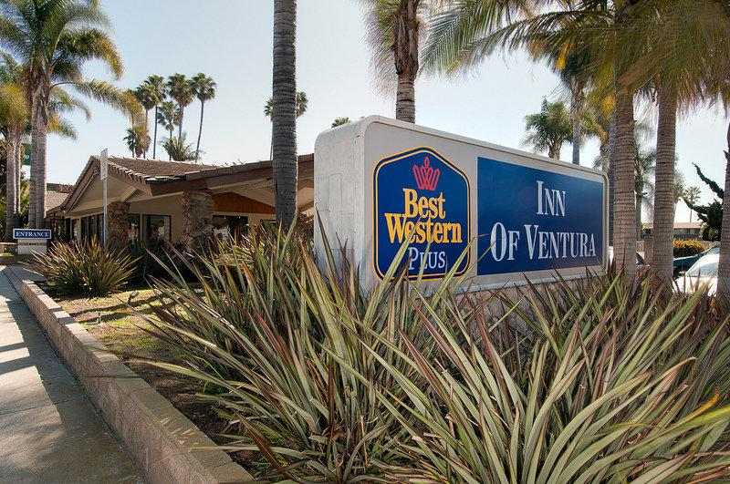 ‪BEST WESTERN PLUS Inn of Ventura‬