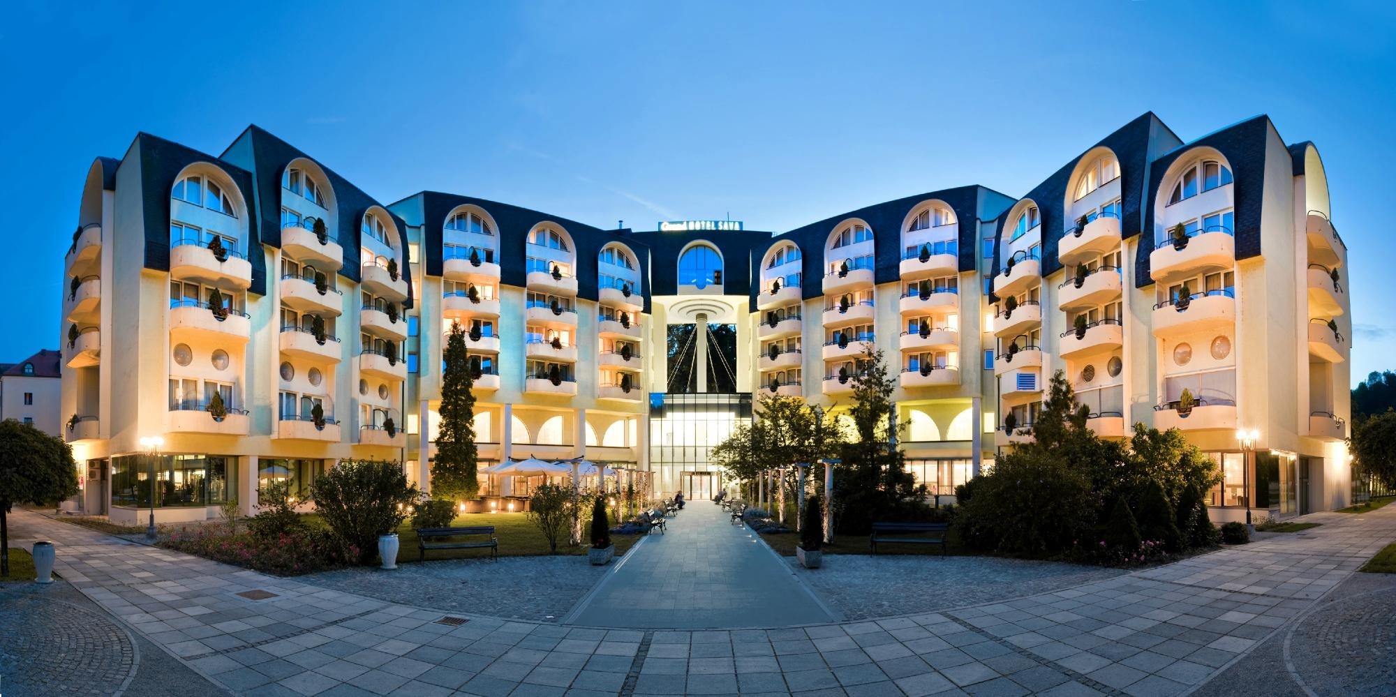 Grand Hotel Sava Rogaska - Health, Beauty & Congresses