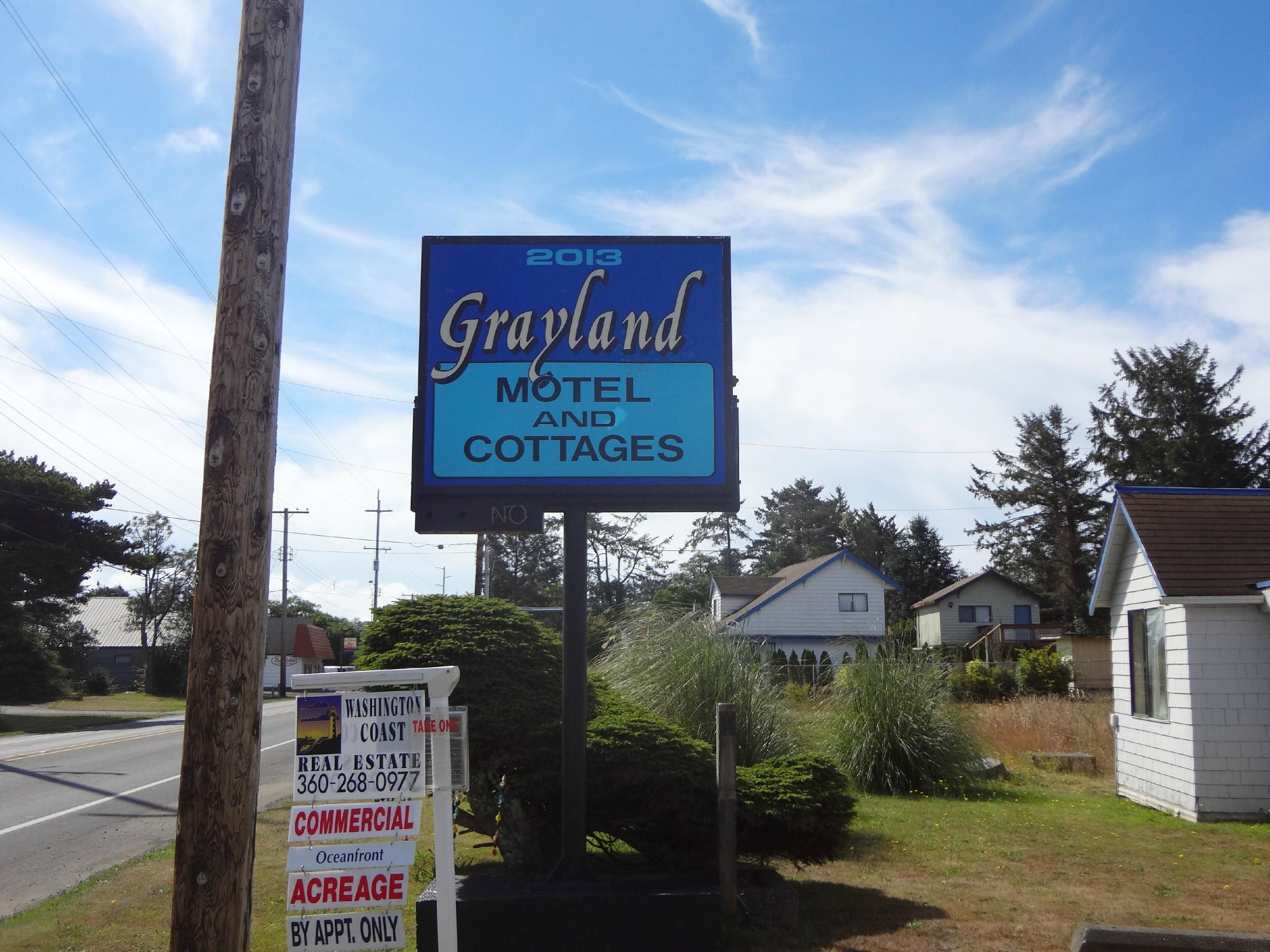 Grayland Motel and Cottages
