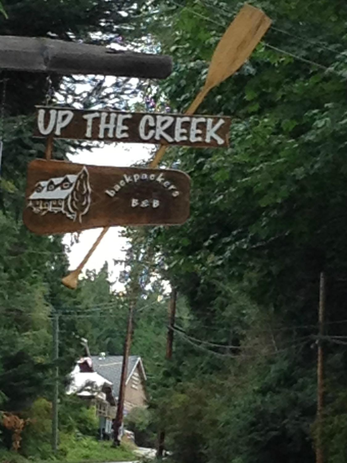Up The Creek Backpackers B&B