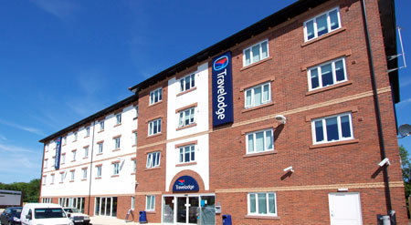 ‪Travelodge Warrington Gemini‬