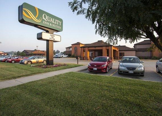 ‪Quality Inn & Suites Marion‬