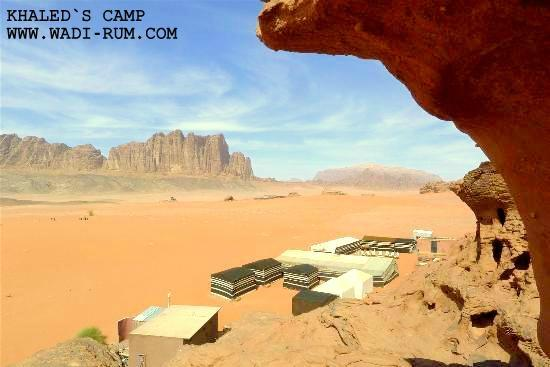Khaled's Camp