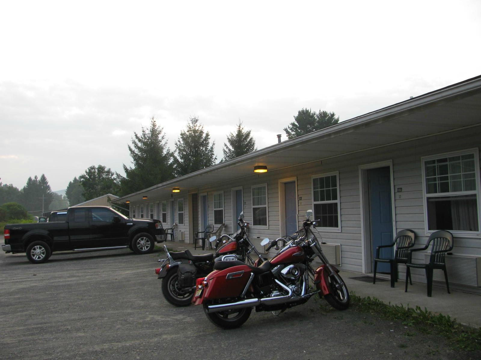 The Coach Stop Inn