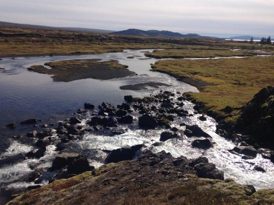 Pingvellir National Park Campground