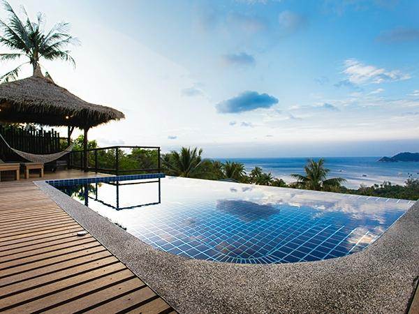 Koh Tao Hotels With Private Pool Koh Tao Heights Pool Villas
