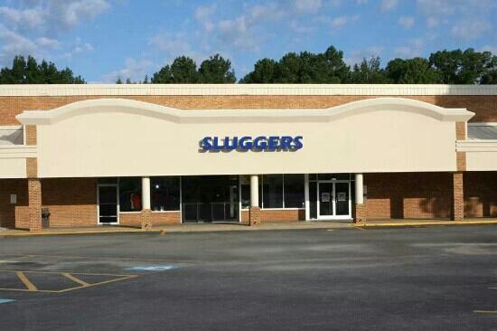 Sluggers Indoor Batting Cages