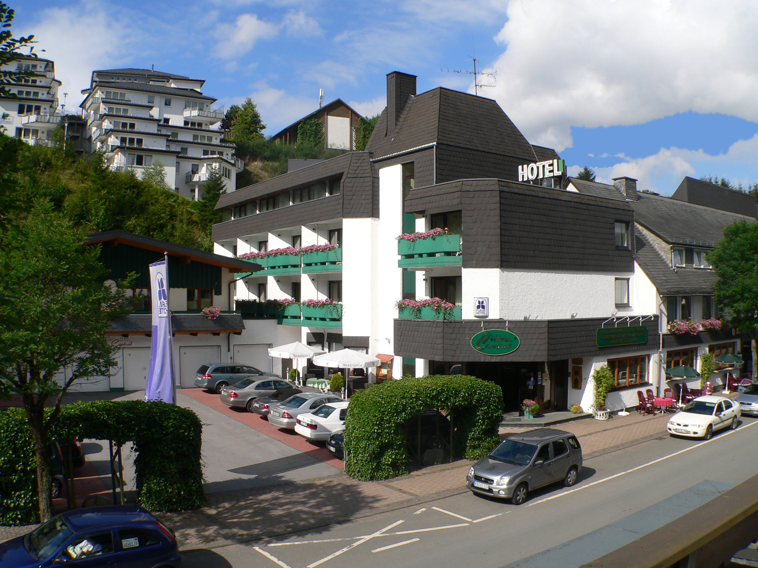 Flairhotel Central