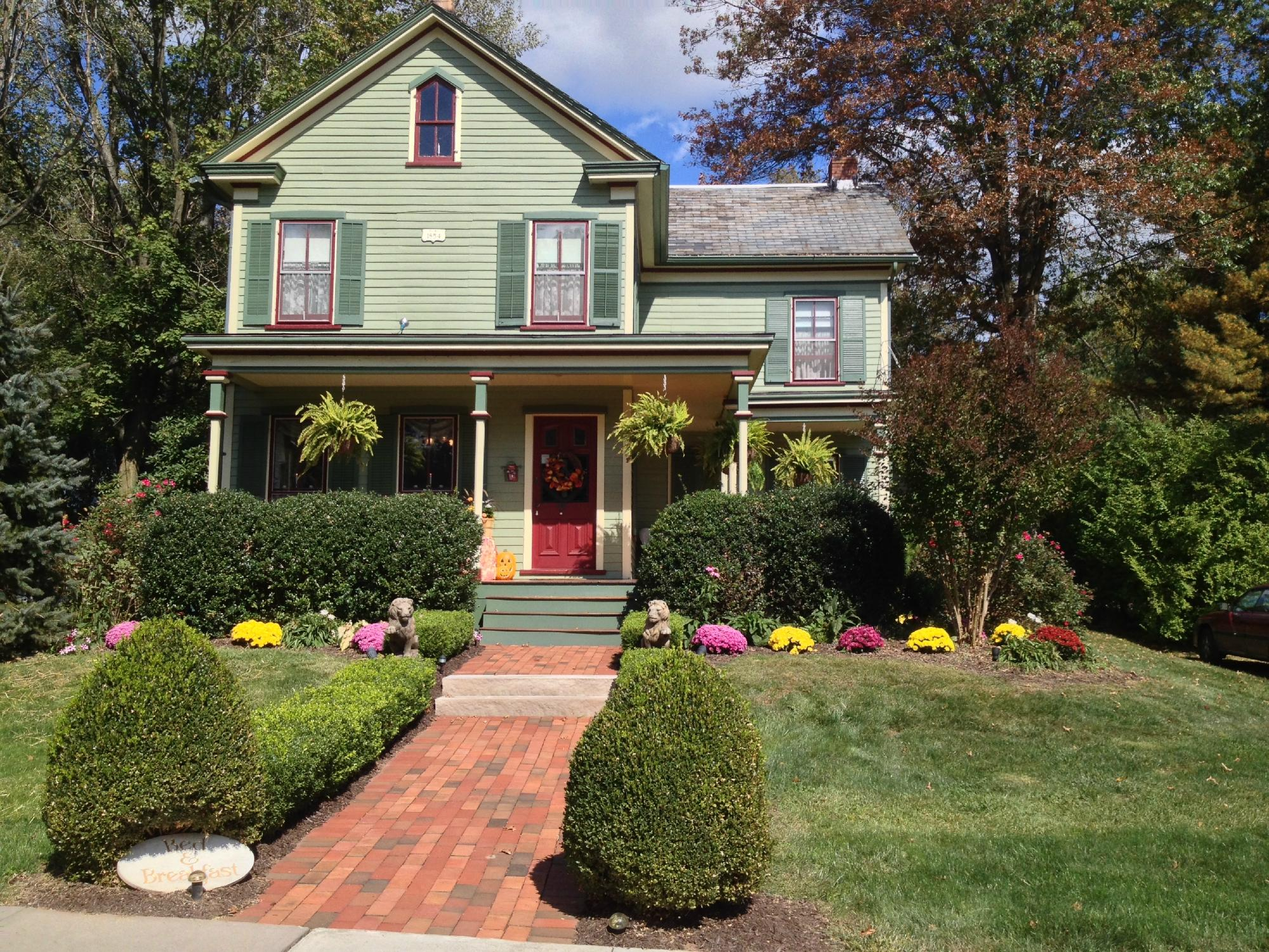 The Widow McCrea House Victorian Bed and Breakfast