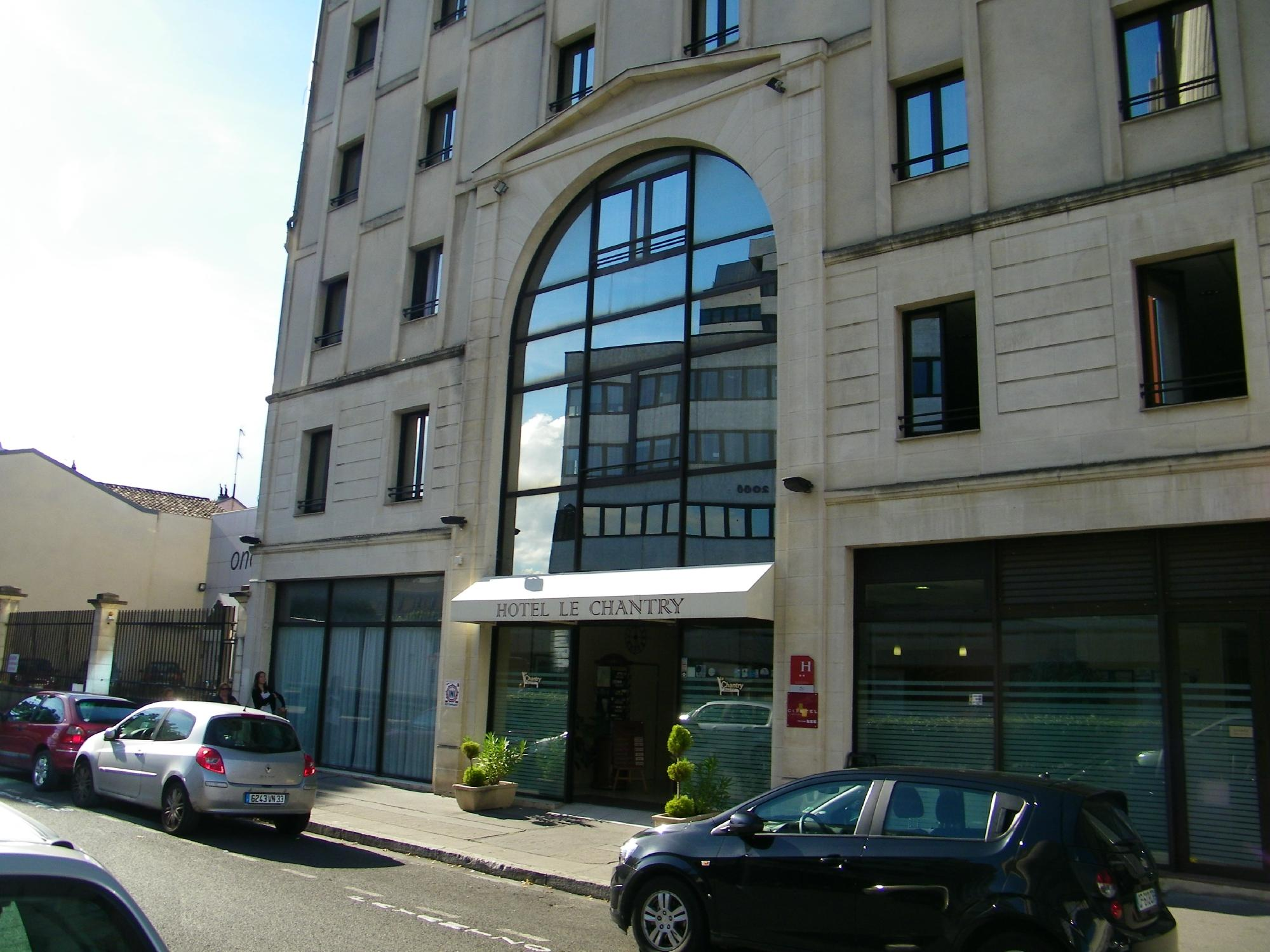 Hotel Le Chantry