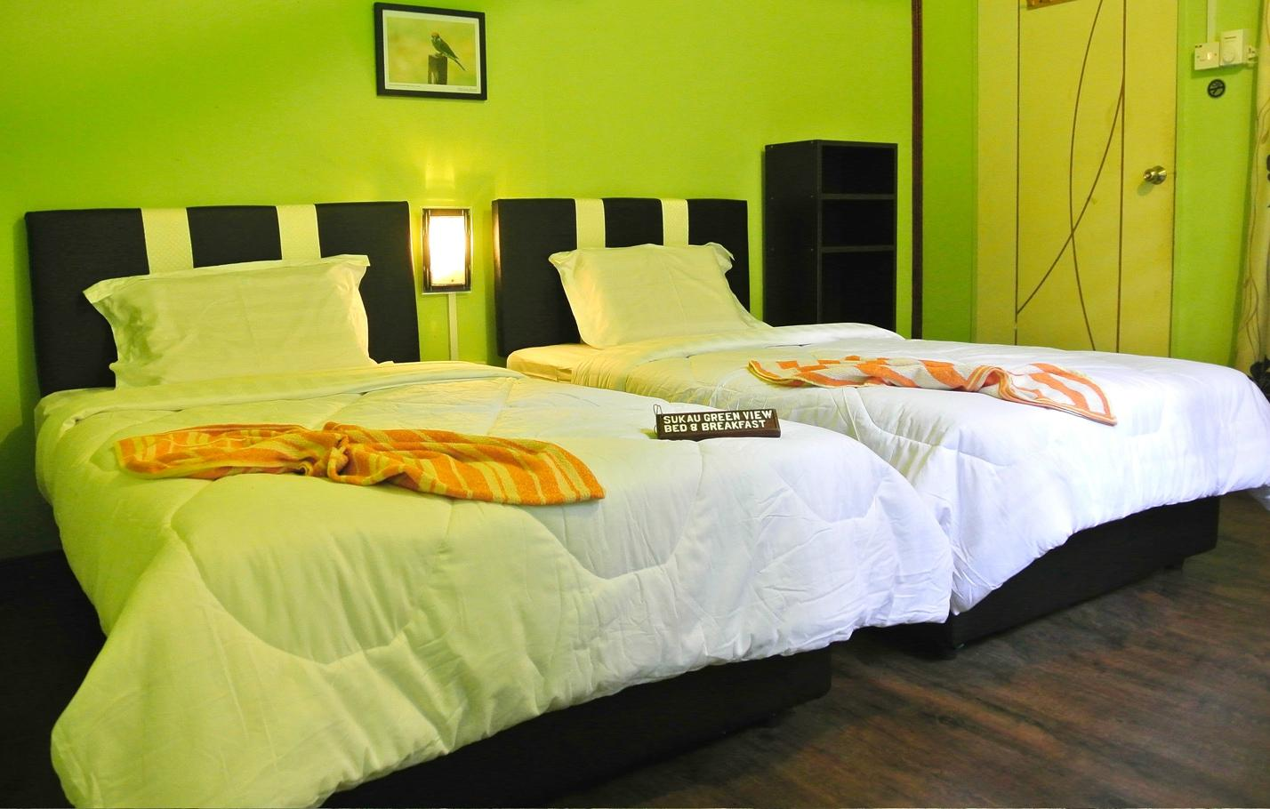 Sukau Greenview Bed & Breakfast