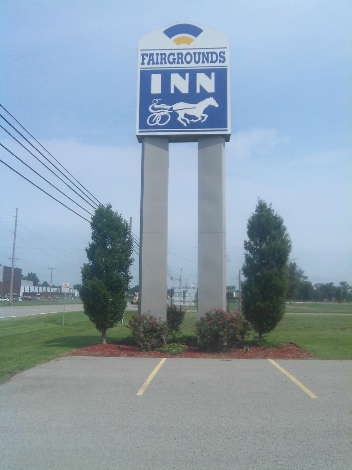 Fairgrounds Inn Du Quoin