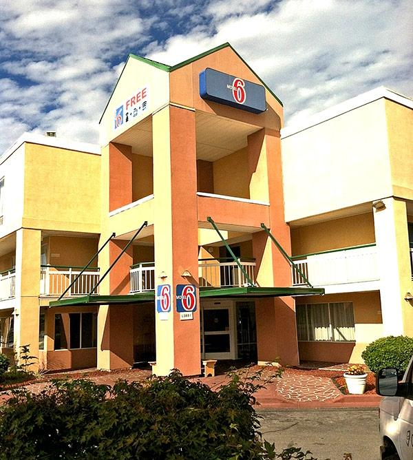Motel 6 Johnson City