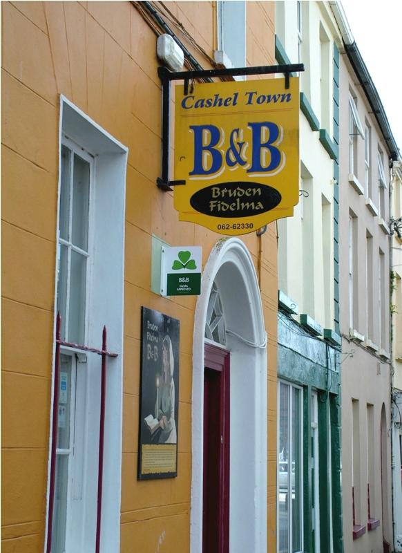 Cashel Town Bed and Breakfast