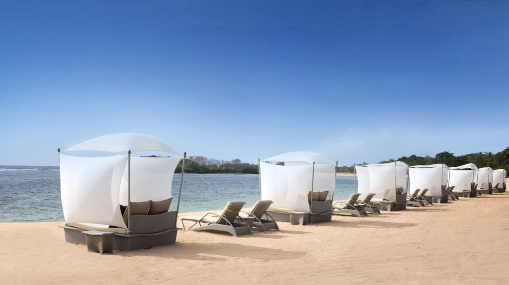 The Westin Resort Nusa Dua dream bed. Image courtesy Tripadvisor
