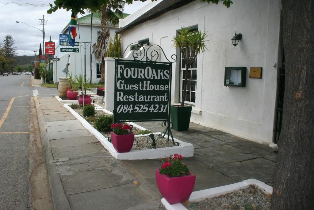 Four Oaks Guest House