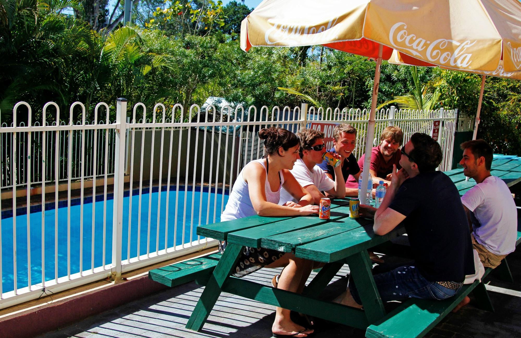 Palace Backpackers Hervey Bay