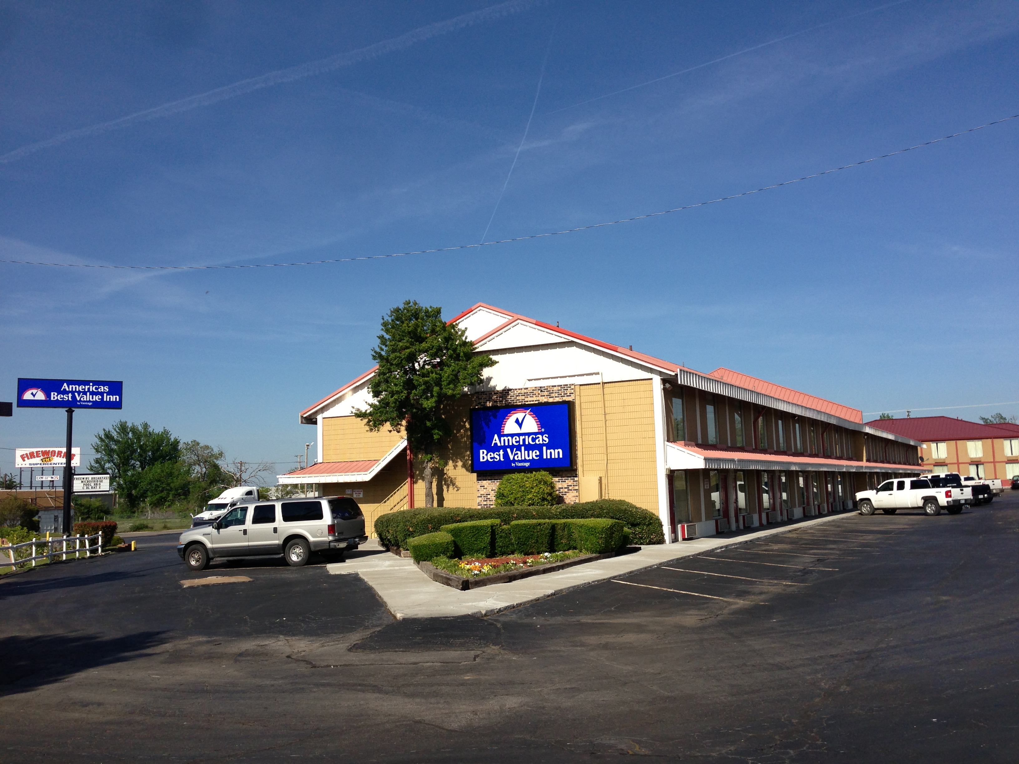 Americas Best Value Inn - Tulsa West (I-44)