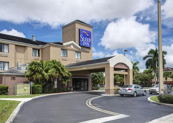 Sleep Inn at Miami International Airport