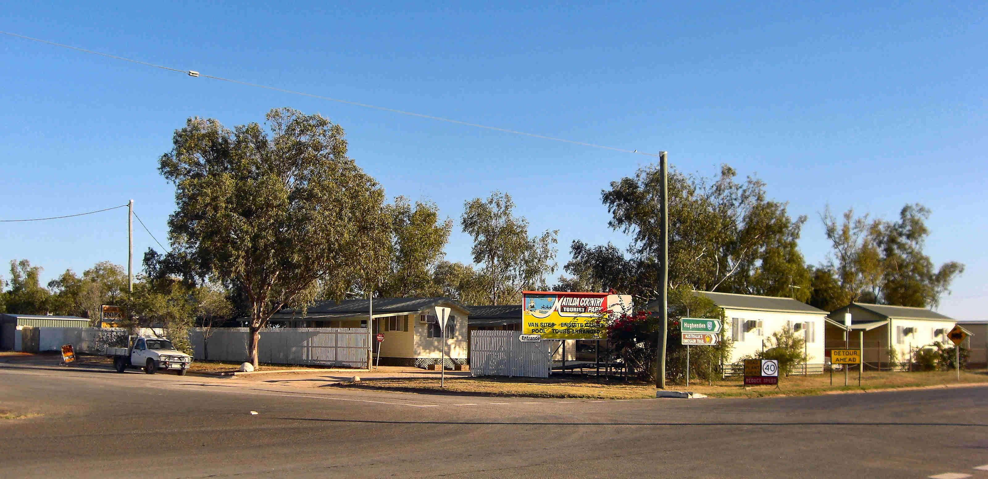 Matilda Country Tourist Park