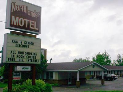 ‪Northlander Motel‬
