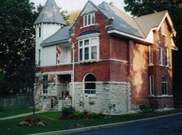 Tisdale House