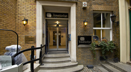 Travelodge London Bank