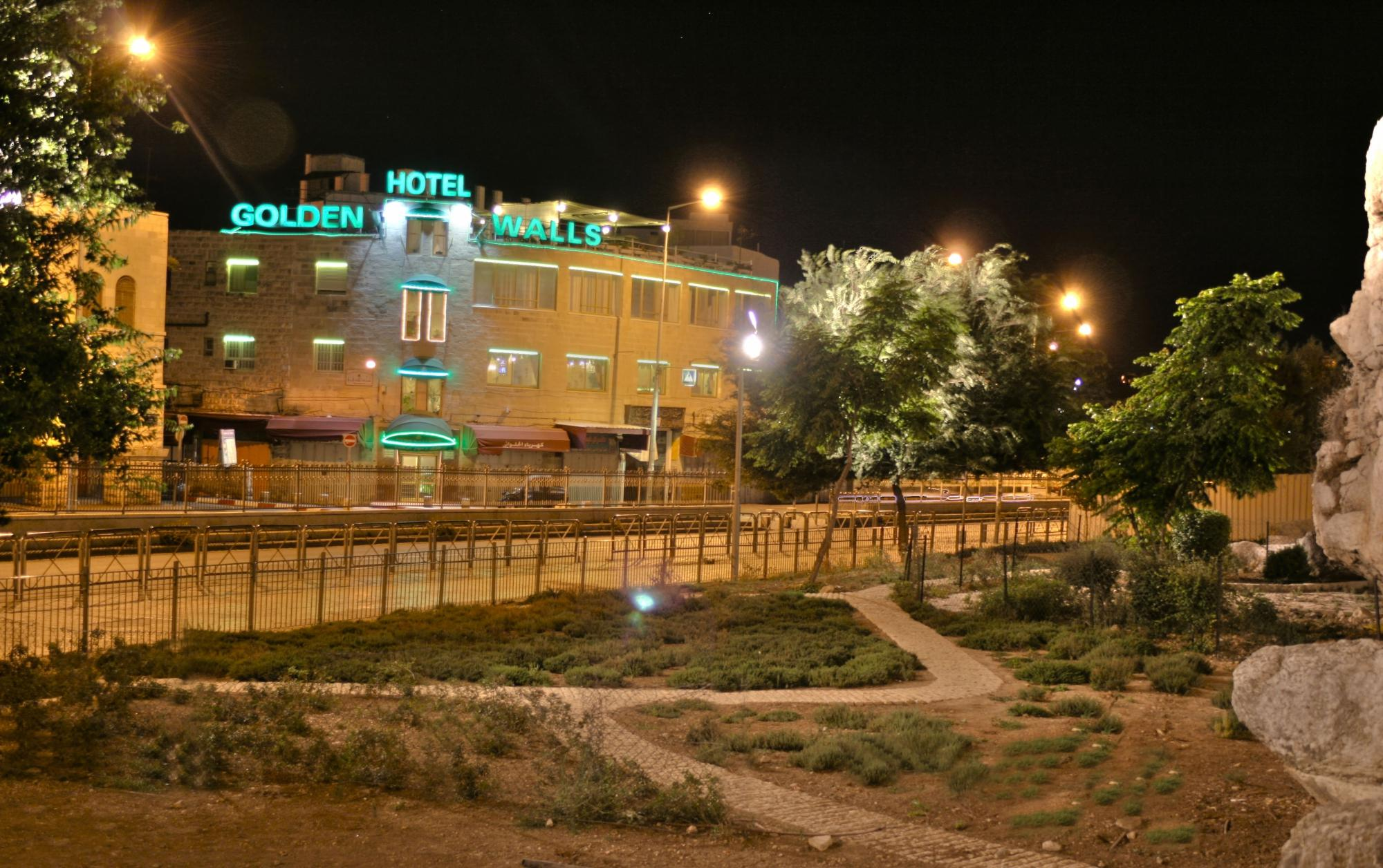 Golden Walls Hotel