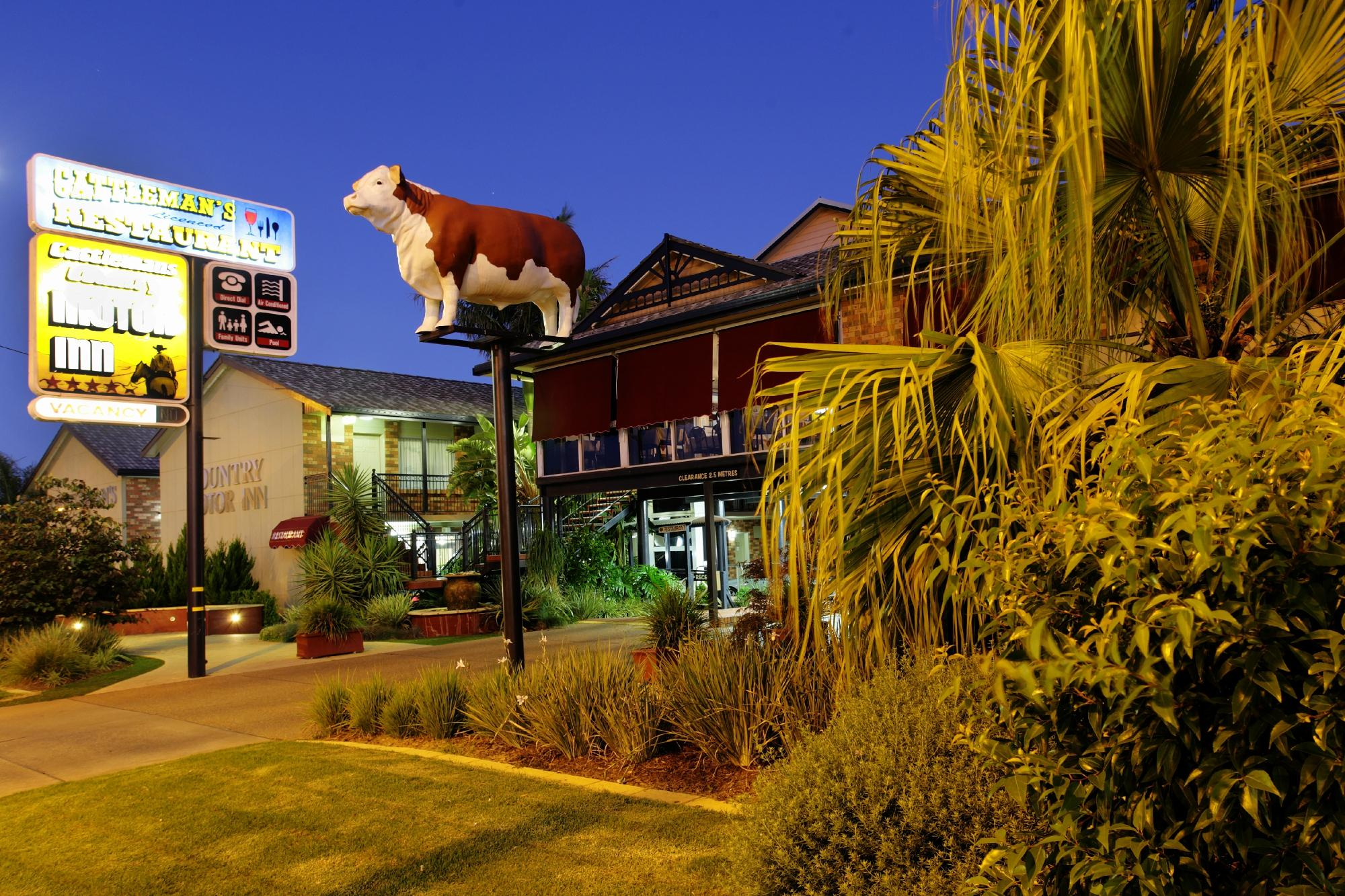 Cattleman's Country Motor Inn