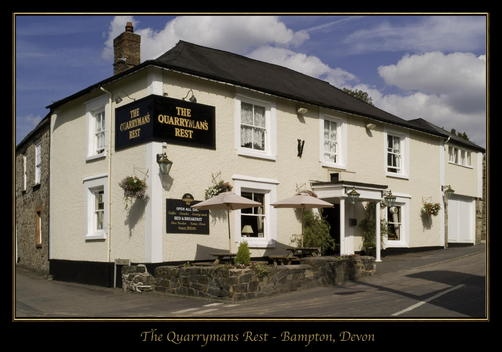 The Quarrymans Rest
