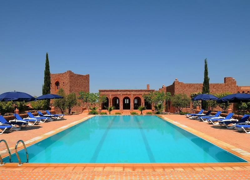 Kasbah Angour Atlas Mountains Hotel